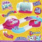 more details on Little Live Pets L'il Mouse Deluxe Play Trail.