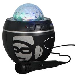 iDance BB10(BK) Disco Lights Bluetooth Party Ball