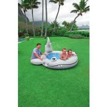 Intex Sandy Shark Spray Inflatable Pool - 7.5ft - 182 Litres