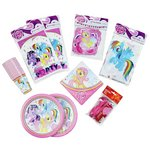 more details on My Little Pony Party Pack for 16 Guests.