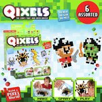 more details on Qixels Theme Refill Pack.