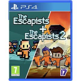 The Escapists & The Escapists 2 PS4 Game Double Pack