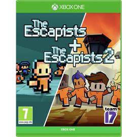 The Escapists & The Escapists 2 Xbox One Game Double Pack