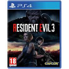 Resident Evil 3 Remake PS4 Game Pre-Order
