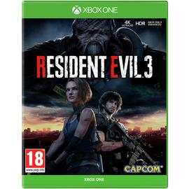 Resident Evil 3 Remake Xbox One Game Pre-Order