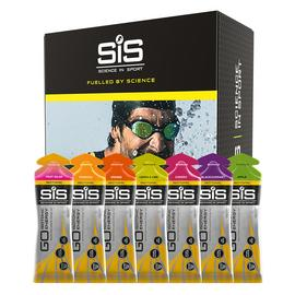 SiS Go Isotonic Energy Gel Mixed x 15