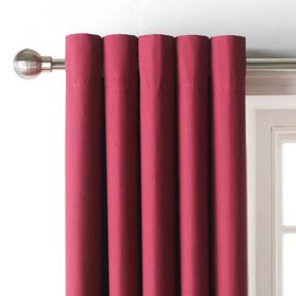Argos Home Blackout Eyelet Curtain