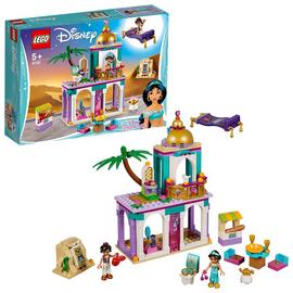 LEGO Disney Aladdin & Jasmine's Palace Adventures Set- 41161