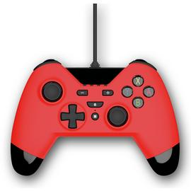 Gioteck WX-4 Wired Nintendo Switch Controller - Red