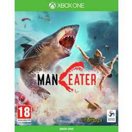 Maneater: Day One Edition Xbox One Game Pre-Order