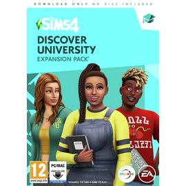The Sims 4: Discover University Expansion Pack PC Pre-Order
