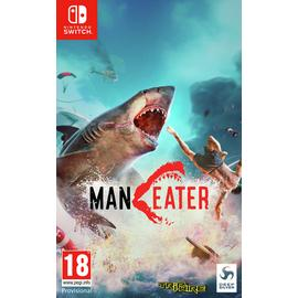 Maneater: Day One Edition Nintendo Switch Game Pre-Order