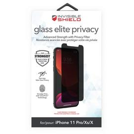 InvisibleShield Glass Privacy iPhone X/XS/ 11 Pro Screen