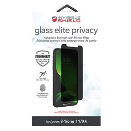 InvisibleShield Glass Elite Privacy iPhone XR/ 11 Screen