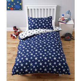 Argos Home Reversible Star Bedding Set
