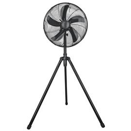 Home Tripod Black Pedestal Fan - 16 Inch