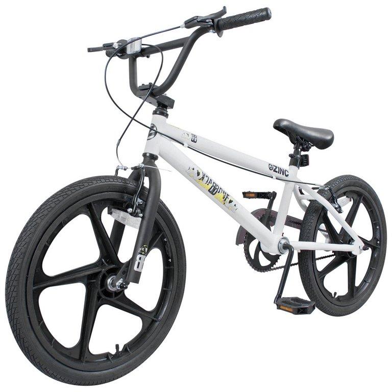 Buy Zinc Backbone 20 Inch BMX Bike at Argos.co.uk - Your Online ...