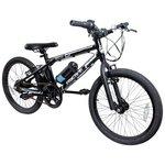 more details on Zinc 20 Inch Electric BMX Bike