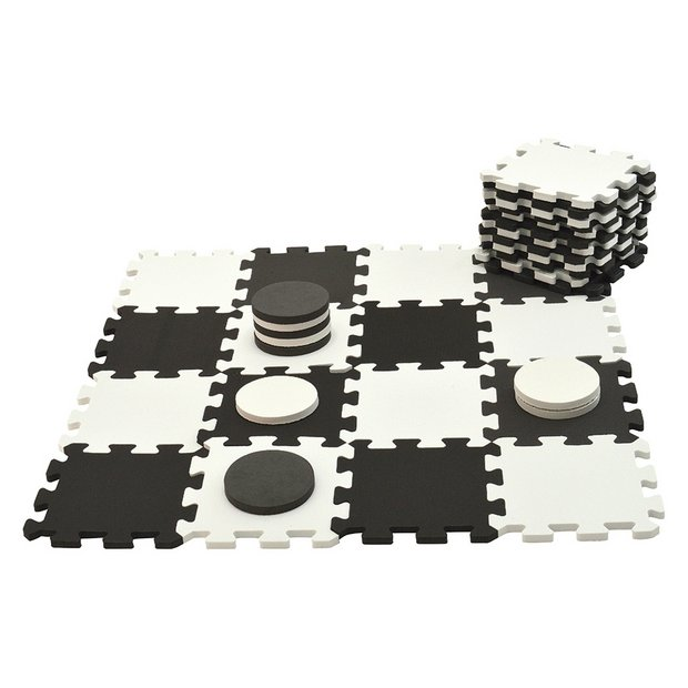 how to play draughts for children