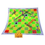 more details on Traditional Garden Games Giant Snakes and Ladders 3m x 3m.