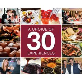 Ultimate Choice for Food and Drink Gift Experience