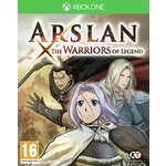 more details on Arslan: The Warriors of Legend Xbox One Game.