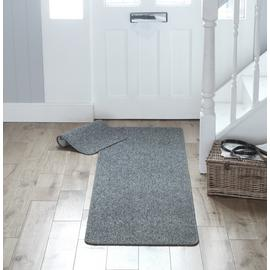 Primeur Berber Mat & Runner Set - Grey