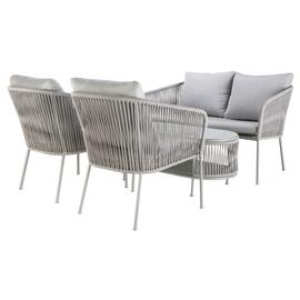 Argos Home Skandi 4 Seater Sofa Set