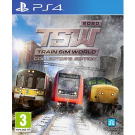Train Sim World 2020 Collectors Edition PS4 Game