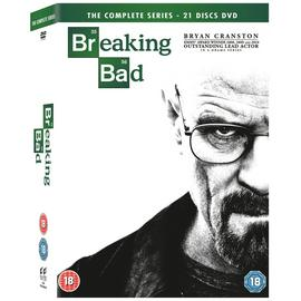 Breaking Bad Complete Series DVD Box Set