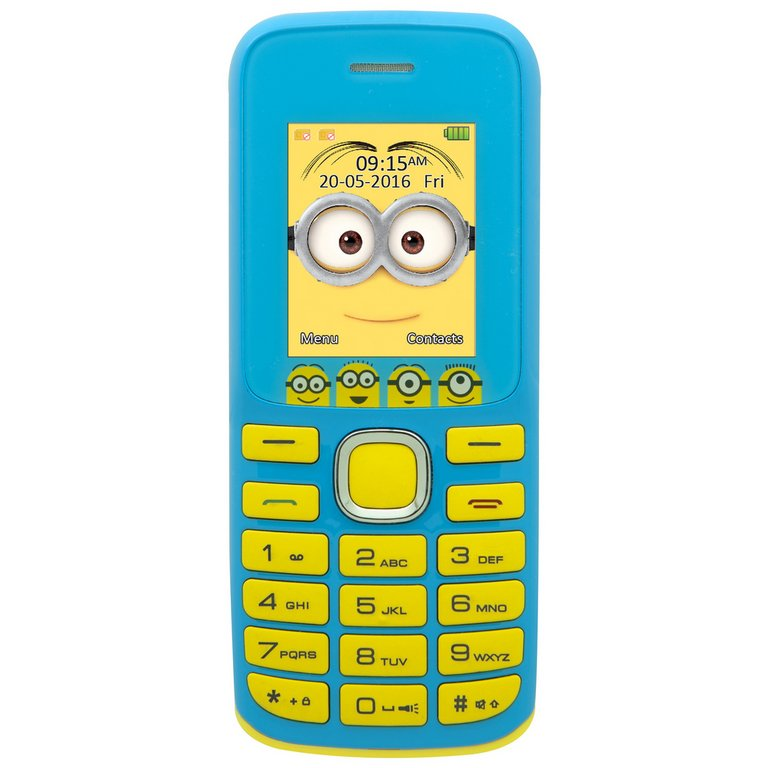 Buy Sim Free Minions Feature Phone at Argos.co.uk