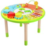 more details on Chad Valley Wooden Activity Table.