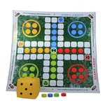 more details on Traditional Garden Games Giant Ludo.