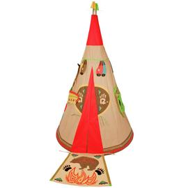 Traditional Garden Games Wigwam Play Tent.