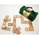 more details on Traditional Garden Games Wooden Dominoes.