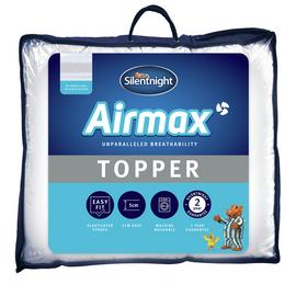 Silentnight Airmax Mattress Topper - Single