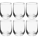 more details on Habitat Joy Glassware Set of 6 Tumblers - Clear.