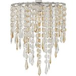 more details on HOME Beaded Shade - Champagne.
