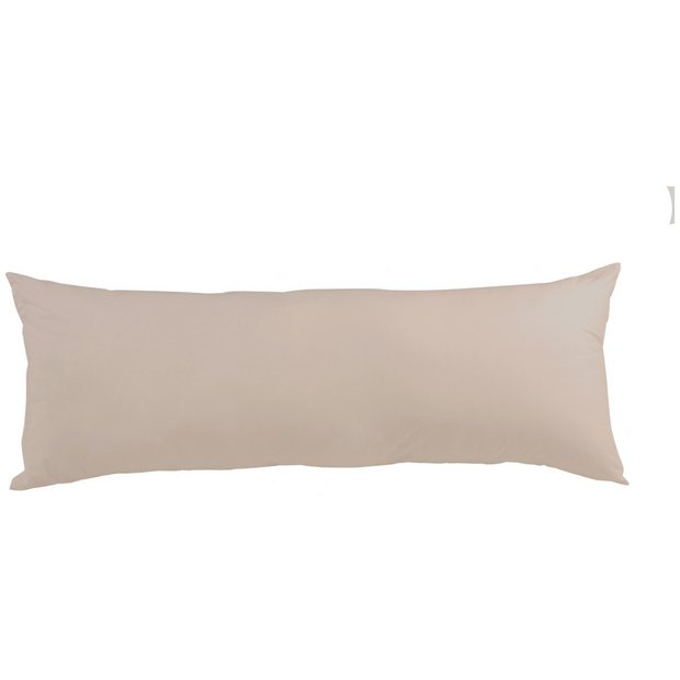 Buy Downland 5 Ft Pink Bolster Pillowcases