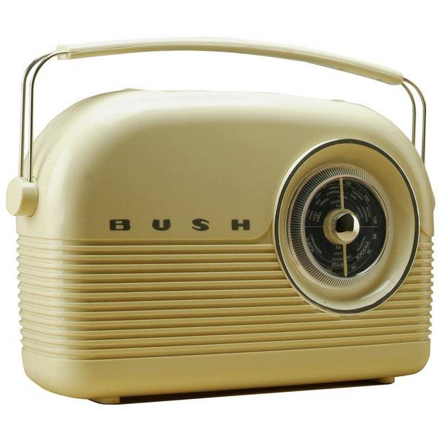 Buy bush classic retro fm radio at your for Classic house radio