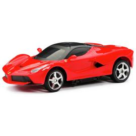 La Ferrari 1:24 Radio Controlled Sports Car - Red