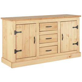 Argos Home San Diego 2 Door 3 Drawer Solid Pine Sideboard