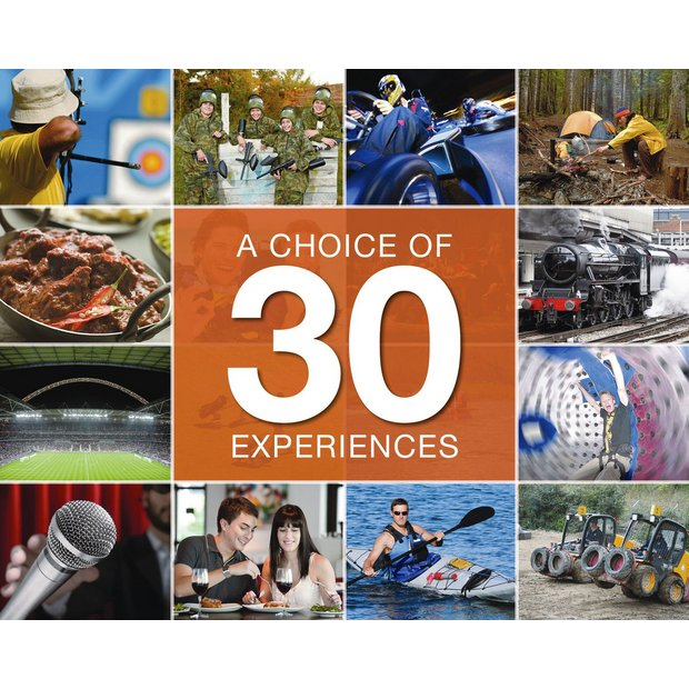 1156b548e61b Buy Ultimate Choice for Fun Gift Experience | Experience days | Argos