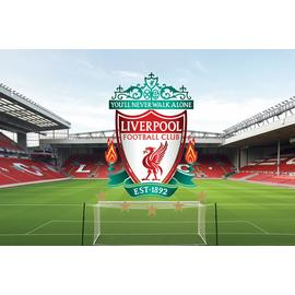 Legends Tour and Lunch at Anfield for 2 Gift Experience