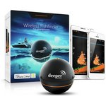 more details on Deeper Wireless Smart Fish Finder.