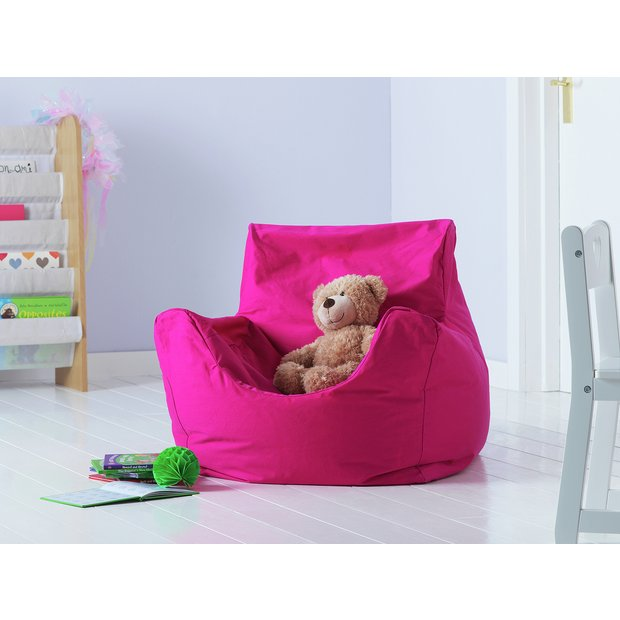Surprising Buy Argos Home Kids Funzee Pink Bean Bag Chair Bean Bags Argos Gmtry Best Dining Table And Chair Ideas Images Gmtryco
