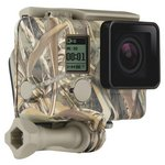 more details on GoPro Camo Housing and Quickclip - Woodland.
