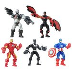 more details on Marvel Super Hero Mashers Figure 5 Pack.