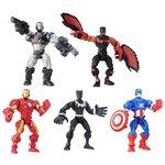 more details on Marvel Super Hero Mashers Figure 5 Pack.