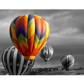 Champagne Balloon Flight for Two Gift Experience